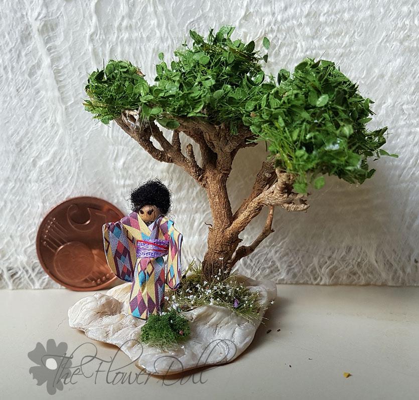 bonsai met geisha