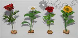 enkele bloem