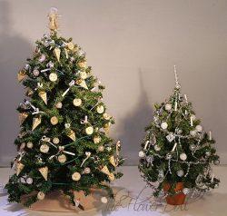 kerstboom mix